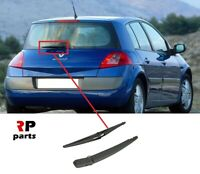FOR RENAULT MEGANE II HATCHBACK 02-08 NEW REAR WIPER ARM WITH 230 MM BLADE