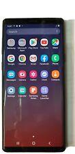 Samsung Galaxy Note9 screen damaged 128GB - Midnight Black (O2) working