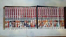 Rurouni Kenshin Manga Lot Complete Series Volumes 1-28 plus 1 novel