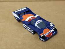 """Porsche 962 - #17 Racer - - Hard to find! - Afx Tomy, Mega G, etc 1.5"""" wheelbase"""