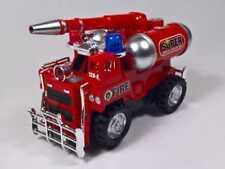 Kinderspielzeug Feuerwehrauto selbstfahrend mit Blaulicht Leuchtende Räder