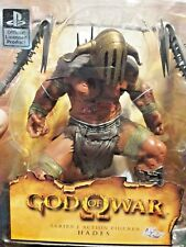 DC Unlimited God Of War Hades S01 Action Figure New Sealed