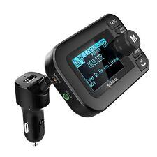 5 in 1 Car DAB+ Digital Radio with Bluetooth FM Transmitter Receiver and Car Kit