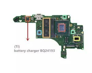 Nintendo Switch BQ24193 Charging Power IC Chip Aufladen Management QFN-24