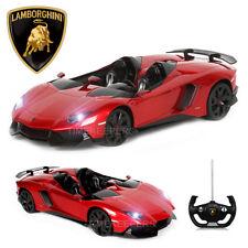 1:12 Lamborghini Aventador J Red Radio Remote Controlled RC Electric Car EP RTR