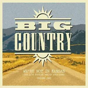 Big Country-Were Not In Kansas VINYL NEW