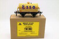 818C:  Boxed O Gauge Bassett Lowke Esso Tank  Wagon BL99065