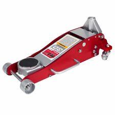 3 Ton Heavy Duty Aluminum / Steel Ultra LOW PROFILE Floor Jack Rapid Pump