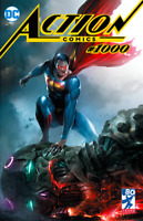 ACTION COMICS #1000 MATTINA VARIANT DC COMICS SUPERMAN MILESTONE