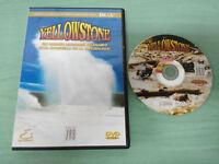 YELLOWSTONE PARQUE MILENARIO CINES IMAX DVD ESPAÑOL ENGLISH