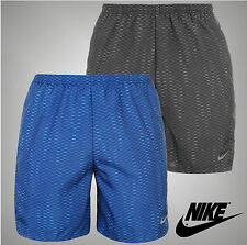 Nike Polyester Fitness Shorts for Men with Pockets