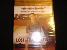 Lost in Translation (Dvd, 2004, Widescreen) Bill Murray Upc 025192395727