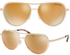 Michael Kors Damen Sonnenbrille MK1036 11085A 57mm Madrid verspiegelt F MKH7 1