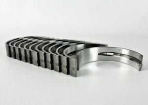 Engine Crankshaft Main Bearing Set-VIN: S, SOHC, 20 Valves DNJ MB4184