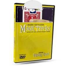 Amazing Easy to Learn Magic Tricks - Ultimate Rising Card - New