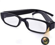 Monkaim Brille mit versteckter Kamera, 1080P, tragbar, Videorekorder, Videorekor