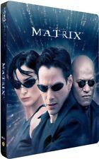 The Matrix - Blu Ray Limited Edition Steelbook - Region Free