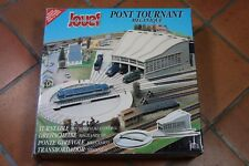 Y1146 JOUEF Train maquette Ho 1094 Pont tournant mecanique Turntable 109400