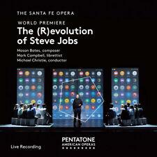 Bates / Santa Fe Ope - Revolution of Steve Jobs [New SACD] Hybrid SACD, 2 Pack