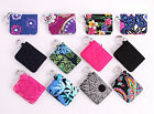 NWT Vera Bradley Campus Double ID Wallet Card Case Key Ring