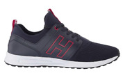 Tommy Hilfiger Lister New Dark Blue Fashion Sneakers Shoes Men Lace Up