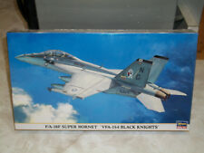 Hasegawa 1/72 F/A-18F Super Hornet 'VFA-154 Black Knights' - Factory Sealed