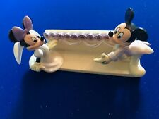 Disney Weddings - Mickey and Minnie Mouse Place Name Card Holder