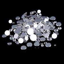 Super Shiny Nail Rhinestones For Nails Art Decoration 1440pcs Crystal Clear
