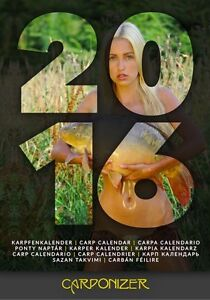 Carponizer erotischer Karpfenkalender 2016 - Angelkalender - Kultkalender