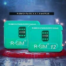 RSIM 12+ 2019 R-SIM Nano Unlock Card For iPhone XS/X/8/7/6 and Plus iOS12.3 Du