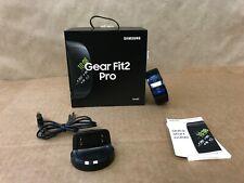 Samsung Gear Fit2 Pro Fitness Band Black Small SM-R365NZKNXAR ✅❤️️✅❤️️ NEW
