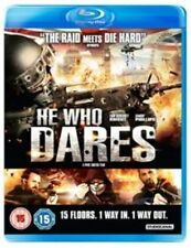 He Who Dares 5055201826336 With Simon Phillips Blu-ray Region B