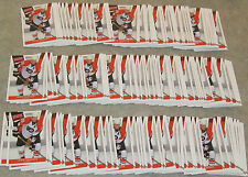 Lot of 146 ct CHRIS PRONGER Philadelphia Flyers 2010-2011 UD VICTORY CARD #143