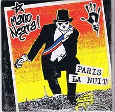 CD SINGLE (NEUF) 3 TITRES MANO NEGRA PARIS LA NUIT PROMO