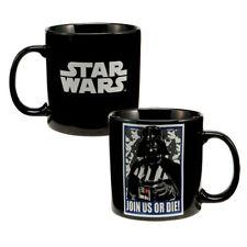 STAR WARS Darth Vader 20oz MUG Cup JOIN US OR DIE