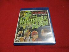 """BLU-RAY NEUF """"L'HOMME INVISIBLE (THE INVISIBLE MAN)"""" Claude RAINS / James WHALE"""