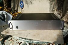 Vintage Rare Tested Carver M-1.0t 2 Channel Magnetic Field Power Amplifier