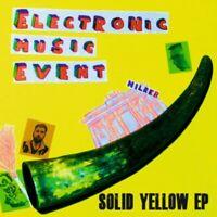 """V.A. - Solid Yellow EP (Vinyl 12"""" - 2020 - EU - Original)"""