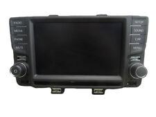 *VW POLO MK5 F/L 6C 2014-ON TOUCHSCREEN DISPLAY CONTROL UNIT 6C0919603