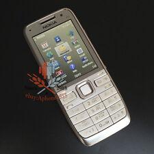 Refurbished Original Nokia E52 3MP Mobile Cell Phone Wifi 3G Unlocked Smartphone