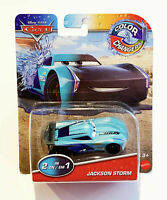 Disney Pixar Cars JACKSON STORM Color Changers **NEW**