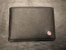 Swiss Mens Wallet, Bifold with Money Clip by Wagner of Switzerland