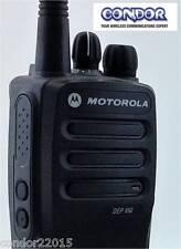 MOTOROLA DEP450 403-470MHZ 4W 16 CH (LAH01QDC9JC2AN) .... EXPORT ONLY