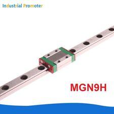 Mgn Mgn9h 9mm Linear Sliding Guide Rail With Block 150mm 600mm Cnc 3d Printer
