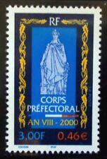 SELLOS FRANCIA 2000 3300 BICENT. CUERPO PERFECTORAL 1v.