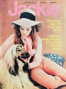 jackie magazine No.329 April 25 Th 1970,Argo Guthrie,juicy Lucy,fairport Convent