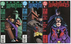 Batman/Huntress: Cry For Blood #1 - 6  Complete Set  avg. NM 9.4  DC  2000