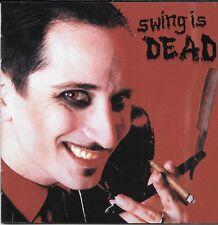 Swing Is Dead  Lee Press-On & the Nails (CD, Irascible)