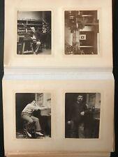 Ancien Album Kodak Souvenirs - 92 photos - Circa 1900 - Barbizon Jeanne d'Arc