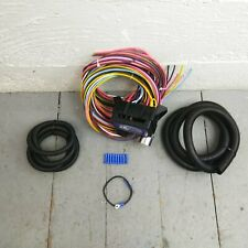 Wire Harness Fuse Block Upgrade Kit for 1975 Triumph hot rod street rod rat rod